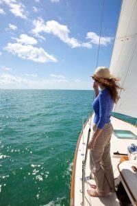 Sailing in Miami, FL