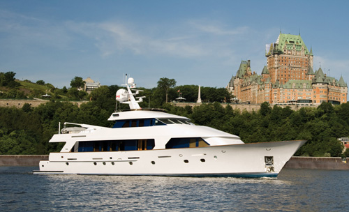 Motor Yacht - SEA BEAR