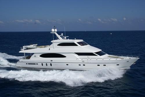 Motor Yacht - TIGERS EYE