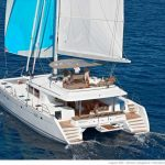 Virgin Islands New Years yacht charters, Catamaran - A2