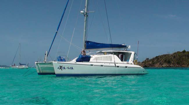 Catamaran - EXTASEA