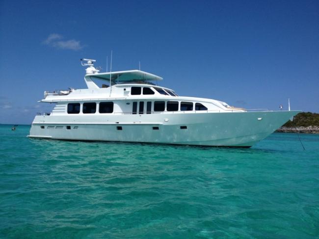 Bahamas Yacht Charter - Luxury Yacht Charters - CKIM Group