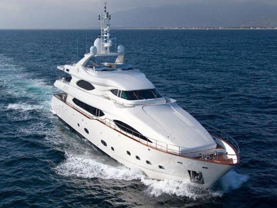 M/Y Areila. Mediterranean yacht charter. Turkey yacht charter
