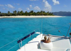Sailing Catamaran DREAMING ON
