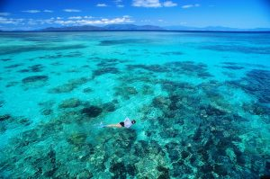 The Great Barrier Reef - Australia yacht charter