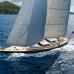 Luxury sailing yacht MARAE
