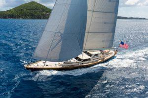 Bahamas sailboat charters MARAE