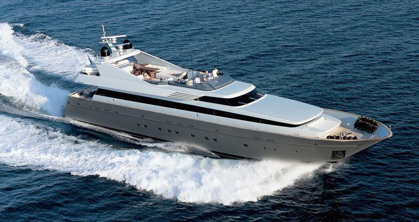 Greece Luxury Motor Yacht Charter Kintaro Ckim Group
