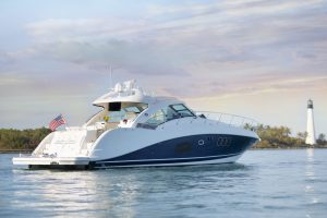 Motor yacht ANOTHER CHANCE. Miami Day Charters