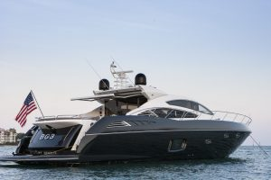 Motor yacht BG 3. Miami Day Charters
