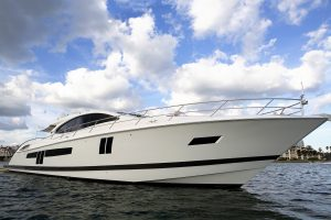 Motor yacht BG 75. Miami Day Charters