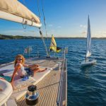 Luxury sailing yacht charter JUPITER