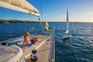 Caribbean sailboat charter JUPITER