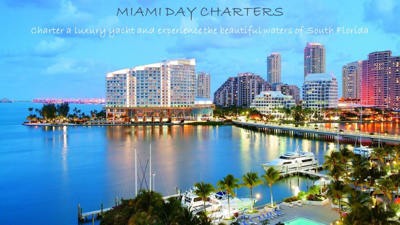 Maimi Day Charters