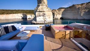 Greece motor yacht charter BARENTS SEA