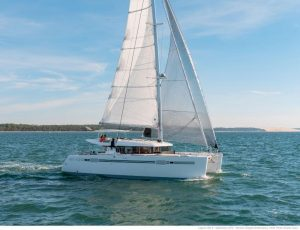 Greece Yacht Charters on Luxury Sailing catamaran SY Daniella II in Greece