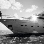 New England Motor Yacht Charter Livernano