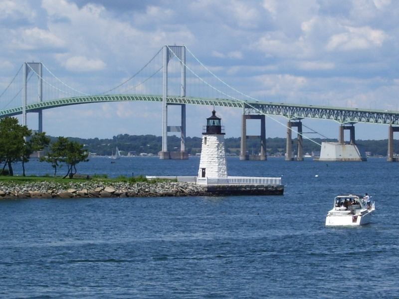 Summer sailing yacht charter new england ckim group for Newport ri fishing charters