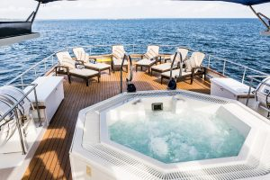 luxury yacht for charter in the Galapagos Islands motor yacht charter Stella Maris