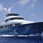 Luxury motor yacht charter FORE ACES