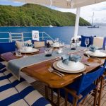 Virgin Islands Catamaran Charter Xenia