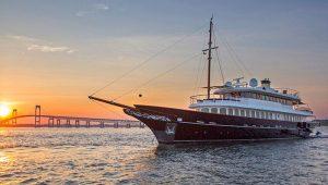 Luxury Super yacht charter CLARITY