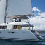Virgin Islands Catamaran Charter AZULIA