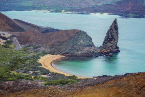 Bartolome Island - Galapagos Islands yacht charter