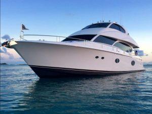 Exuma Bahamas Motor Yacht Charter La Balsita
