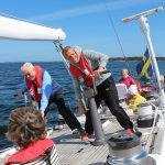 Guests onboard S/Y Ichiban - Stockholm Archipelago and Baltic Sea