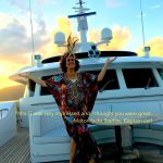Virgin Islands magician aboard luxury yacht charter