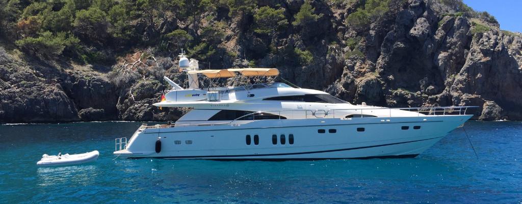 mediterranean motor yacht charter nirvana special offer