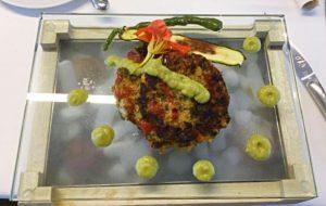 High Bar Set Motor Yacht Barents Sea Lunch