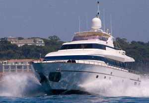 Mediterranean Motor Yacht Charter Indulgence of Poole