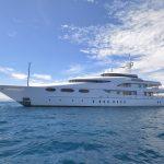 Greece Motor yacht charter Capri i