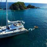 Virgin Islands Catamaran Charter SPECIAL XENIA 74