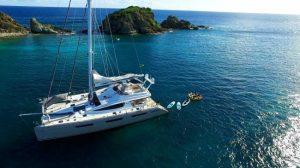 Virgin Islands Catamaran Charter SPECIAL XENIA 74