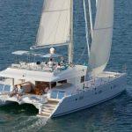 Greece yacht charter MELINA