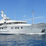 Luxury motor yacht charter NITA K