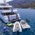 Greece luxury yacht charter MARLA