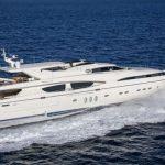 Greece motor yacht charter RINI
