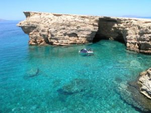 Koufonissia in Little Cylades, Greece - Cyclades Islands Yacht Charter