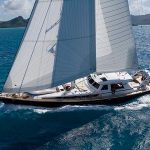 Sailing yacht charter REE