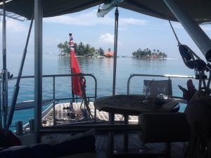 Panama Sailing Charter DOMICIL