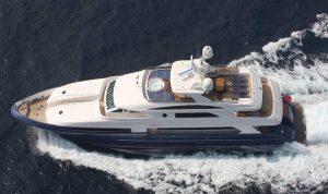 caribbean motor yacht charter specials - Lady Leila