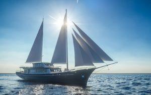 Croatia sailing yacht charter Cosario
