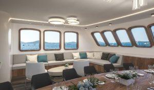 Croatia sailing yacht charter Corsario