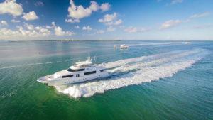 NEW ENGLAND Motor Yacht Charter JOPAJU