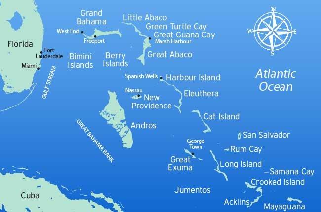 Abacos Bahamas Yacht Charter
