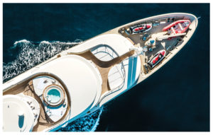 Mediterranean Luxury Motor Yacht Charter LIGHT HOLIC